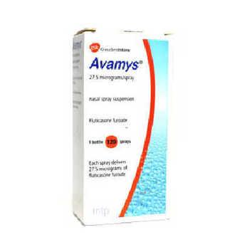 Avamys Nasal Spray