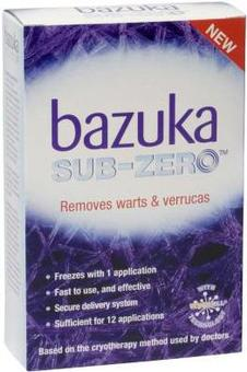 Bazuka Sub Zero