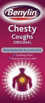 Benylin Chesty Coughs Original