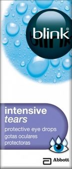 Blink Intensive Tears Eye Drops 10ml