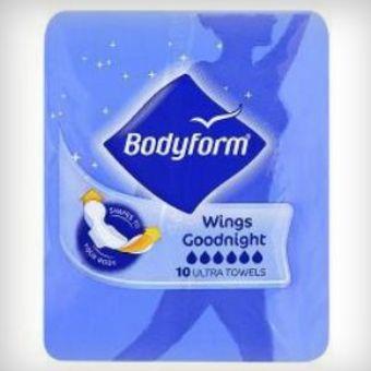 Bodyform Sanitary Towels Pack of 10