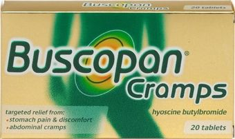 Buscopan Cramp Tablets
