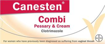 Canesten Thrush Combi Pessary & External Cream