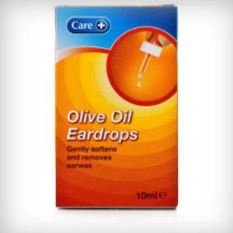 Care Olive Oil Eardrops