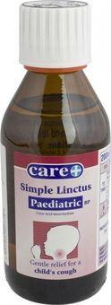 Care Simple Paediatric Linctus 200ml