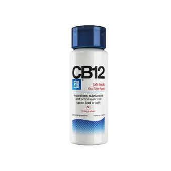 CB12 Safe Breath Oral Rinse Menthol
