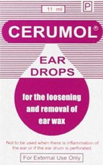 Cerumol Ear Drops Approx. 11ml