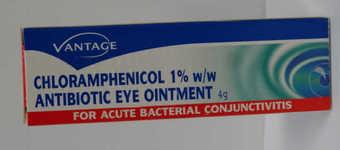 Chloamphenicol Eye Ointment