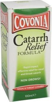 Covonia Catarrh Relief Formula 100ml