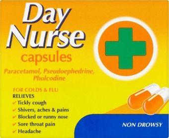 Day Nurse Capsules