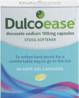 DulcoEase Capsules Pack of 30