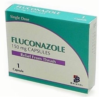Fluconazole 150mg - Single dose treatment