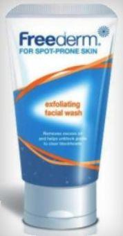 Freederm Exfoliating Facial Wash 150ml