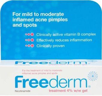 Freederm Treatment Gel 25g