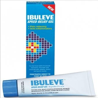 Ibuleve Speed Relief Gel