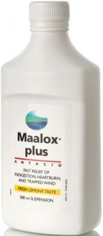 Maalox Plus Suspension
