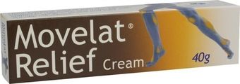 Movelat Relief Cream 40g