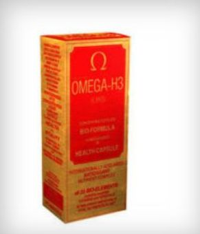 Omega H3 Capsules
