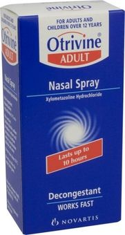 Otrivine Adult Nasal Spray Original 10ml