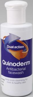 Quinoderm Face Wash