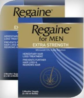 Regaine For Men Solution 6 Months Supply