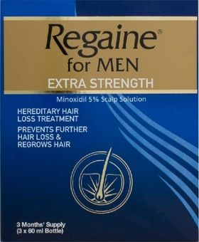 Regaine For Men Solution 3 Months Supply