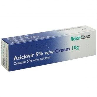 Aciclovir Cream 5%