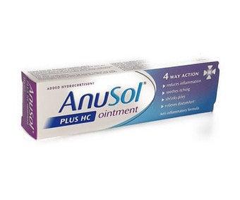 Anusol Plus HC Ointment