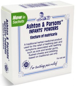 Ashton & Parsons Infants Powders