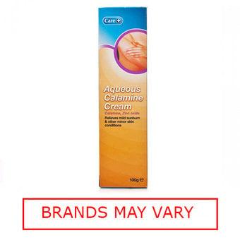 Aqueous Calamine Cream