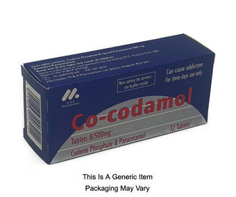 Co-Codamol Tablets