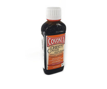 Covonia Chesty Cough Mentholated