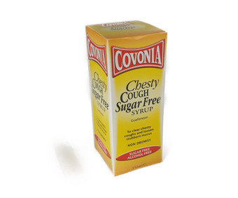 Covonia Chesty Cough Sugar Free Syrup