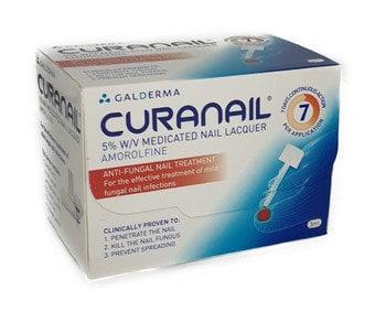 Curanail Nail Lacquer
