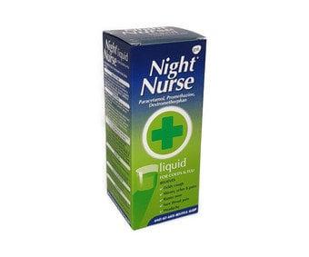 Night Nurse Liquid
