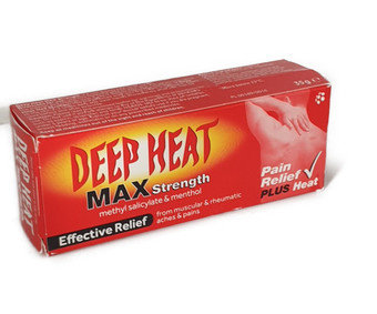 Deep Heat Max Strength