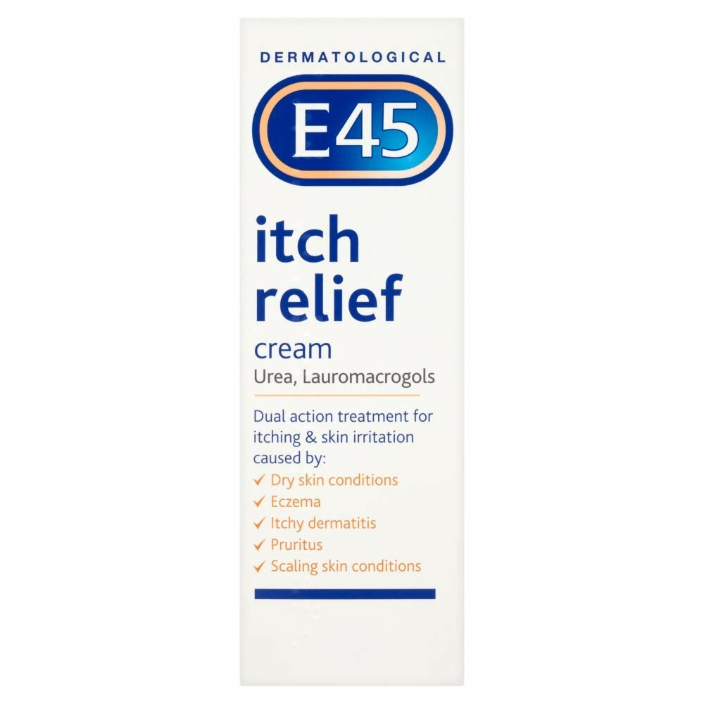 E45 Itch Relief 50g