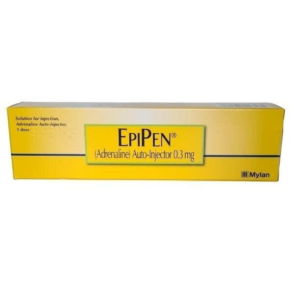 EpiPen For Schools