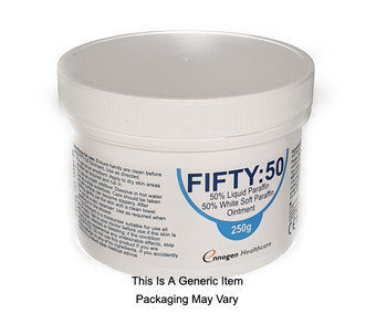 Fifty:50 Liquid Paraffin