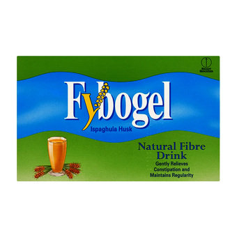 Fybogel Natural Flavoured Laxative Sachets