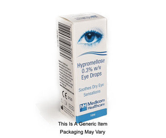 Hypromellose Eye Drops