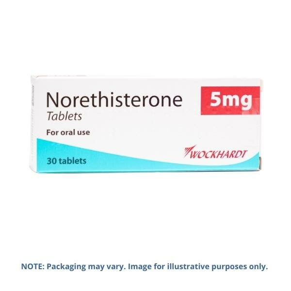 Norethisterone 5mg