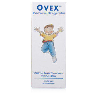 Ovex Tablets 100mg