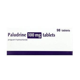 Paludrine tablets