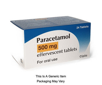 Soluble Paracetamol Tablets