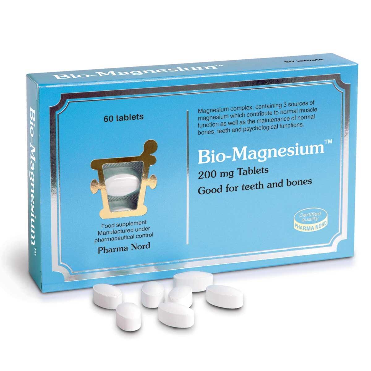 Pharma Nord Bio-Magnesium  60 tablets