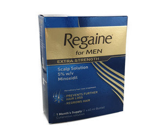 Regaine for Men Solution 1 Month Supply