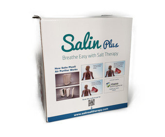 Salin Plus Salt Therapy Air Purifier
