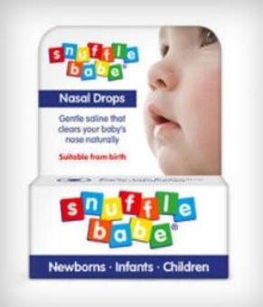 SnuffleBabe Nasal Drops