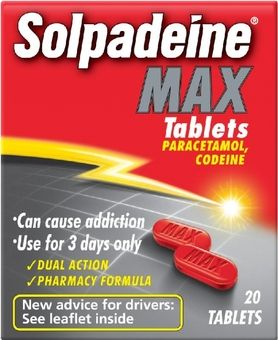 Solpadeine Max Tablets Pack of 20